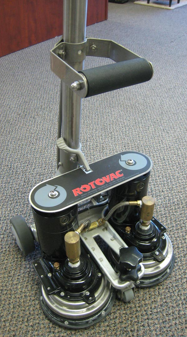 Rotovac Power Wand