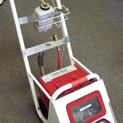 Steamin Demon Carpet Cleaning Machine for Sale