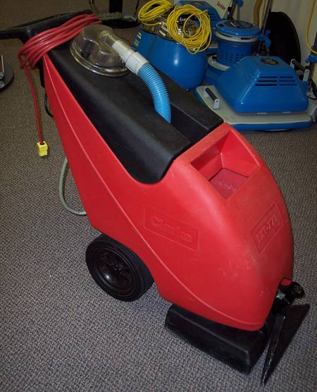 Clarke EXT-771 Walk Behind Carpet Cleaning Machine for Sale
