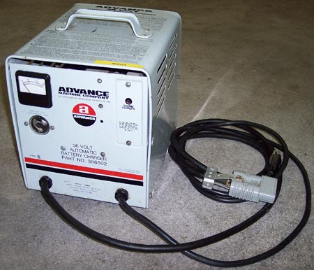 Advance Automatic Battery Charger