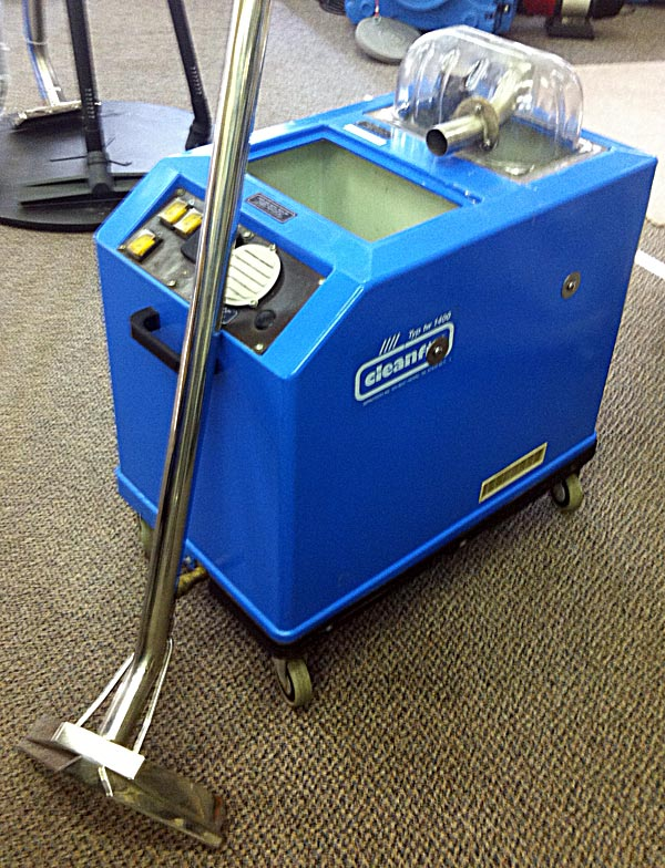 used carpet machine for sale