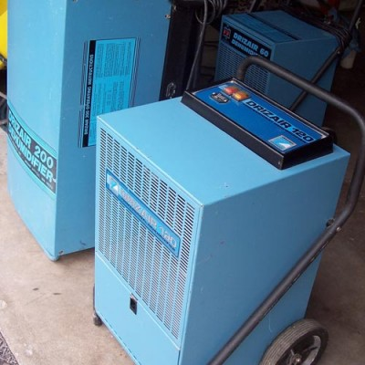 Dri Eaz Dehumidifiers for Sale