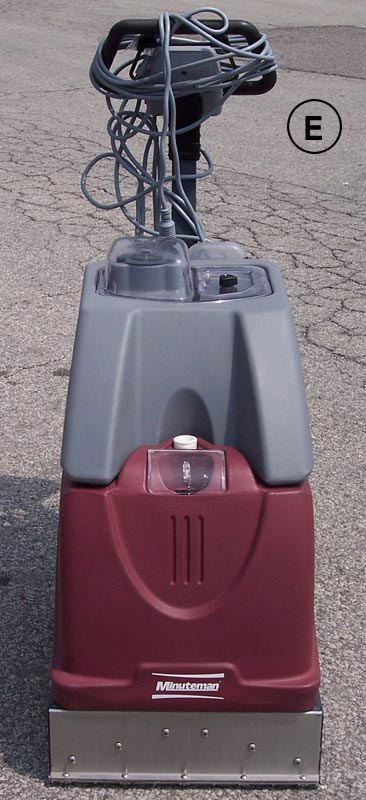 Minuteman Floor Scrubber for Sale