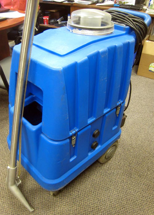 Neumatic Portable Carpet Cleaning Machine With Heater