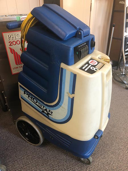 mytee prostar carpet cleaning machine with heater for sale
