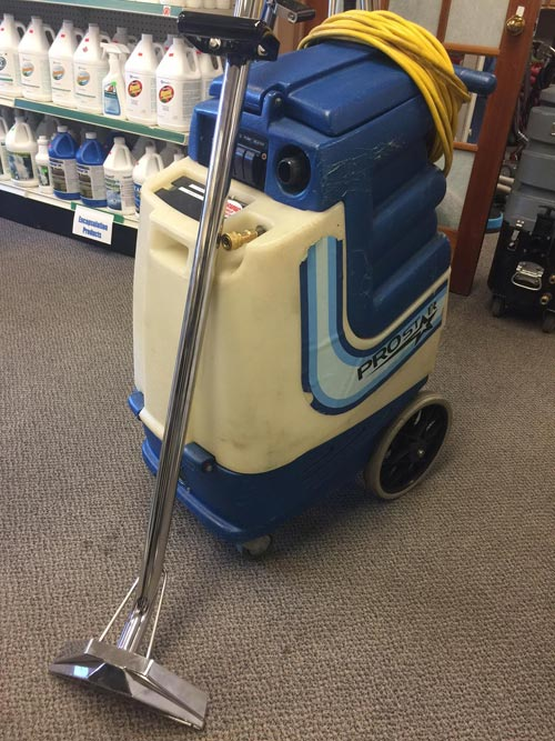 Mytee Prostar Carpet Cleaning Machine With Heat