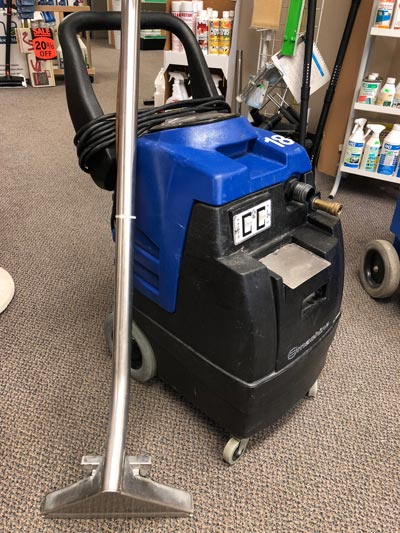 used carpet cleaner machine for sale