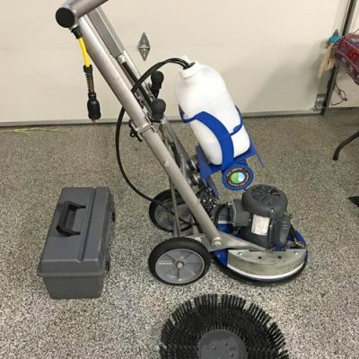 Hruby Orbot Carpet & Floor Cleaning Machine