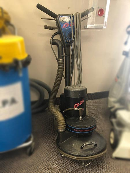 hydramaster rx-20 carpet cleaning power head for sale