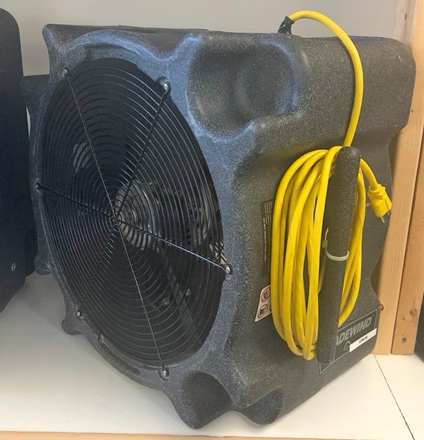 mytee tradewind air mover for sale